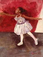 Little Ballerina 3