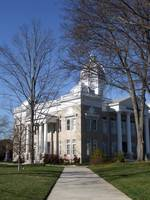 Cleveland county courthouse, Shelby, NC