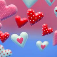 Hearts, Hearts, and More Hearts! by Laura Mountainspring
