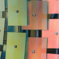 steel and glass 7 by Connie Yost