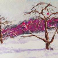 Hanging On Art Prints & Posters by Linda Packard