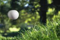 golfball in flight