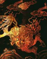 A Dragon from Hue