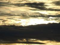 Evening clouds 1
