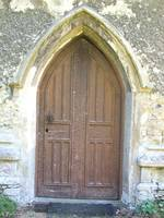 St. Peter's Church door