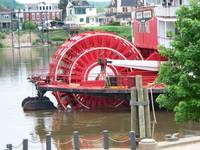 Delta Queen Paddle Wheel