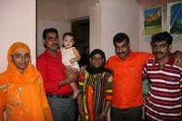 THE PUTHAN PURYALIL FAMILY-KERALA, INDIA