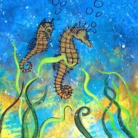 Seahorse Muse