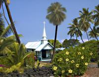 Little Blue Church, Kona