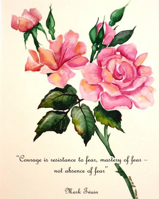 rose poem by karin dawn best