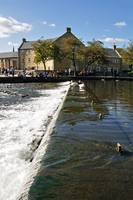 Across the Weir at Bakewell (20647-RDB)