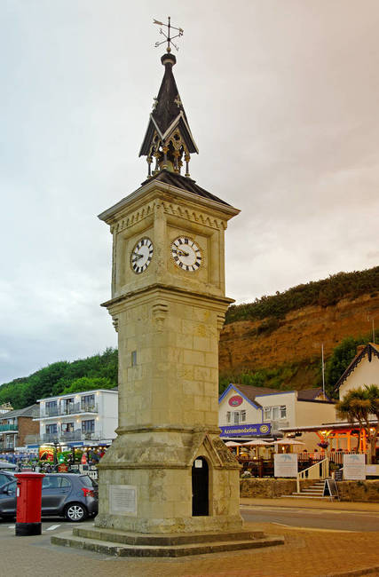 The Clock Tower, Shanklin )23974-RDA(