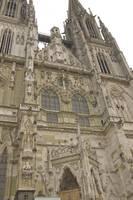 Cathedral, Regensburg 1 by Priscilla Turner