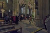 Cathedral, Regensburg 11 by Priscilla Turner