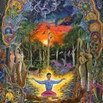 Jehua Supai - Espiritus Sublimes by Pablo Amaringo