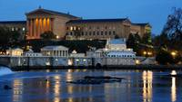 Philadelphia Art Museum and Fairmount Water Works