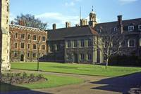 Old Court, Queens'  College, Cambridge
