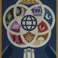 EPCOT Center Art Prints & Posters by Stephen Christ