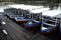 Burnham Park Boats