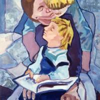 Demeter in the Nursery by Faye Cummings