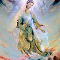 """""""""""Our Lady of the Universe"""""""" by JacquelineRipstein"""
