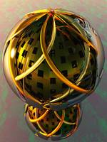 Virtual Glass Sphere II