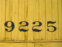 yellow numbers