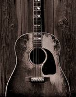 Weathered Wood Gibson Southern Jumbo