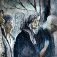 Mourning Art Prints & Posters by Susan Weinberg