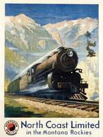 Northern Pacific advertisement, c.1930
