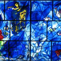 Marc Chagall. American Window. The Art Institute o Art Prints & Posters by Marina Karsten