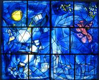 Marc Chagall. American Window 2. The Art Institute