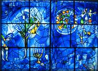 Marc Chagall. American Window 3. The Art Institute