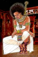 Nubian Warrior Queen