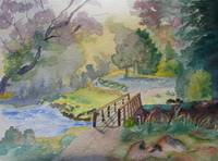 Bridge Near Enniskerry Ireland
