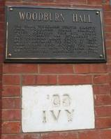 Woodburn Hall Inscription