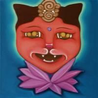 Bindi Kitty Art Prints & Posters by fantasmal