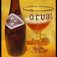 joy of man's desiring: ORVAL by r christopher vest