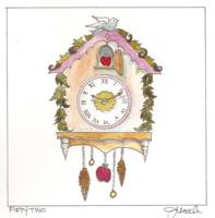 Day Fifty two - Cuckoo Clock