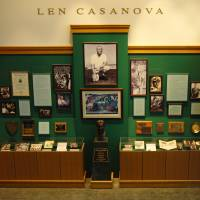 Len Casanova Tribute by John Tribolet