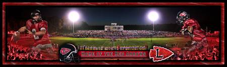 Lowell Red Arrow Football