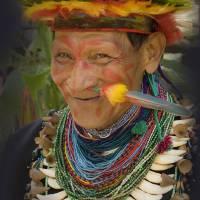 Amazon Shaman III by Betty Sederquist