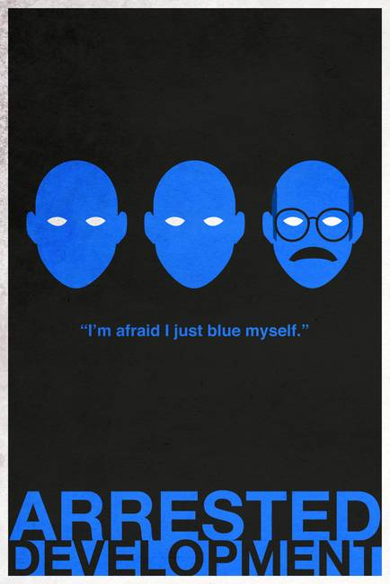 I'm Afraid I Just Blue Myself
