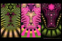 Fractal Triptych #2