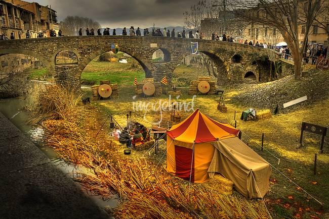 vic fira medieval