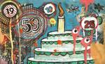 I Love Cake by Pegeen Shean
