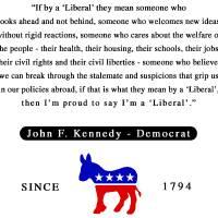 JFK Quote by John Tribolet