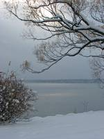 Winter on Seneca Lake