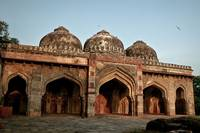 Lodhi Garden - Bada Gumbad - a three domed masjid