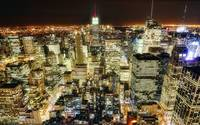 a new york nightscape